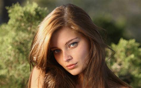 nudge women women redheads models met art magazine people freckles