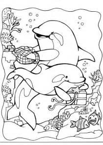 delfine 12 bilder zum ausmalen