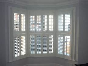 Window Shutter Blinds Shutters On Windows 2017 Grasscloth Wallpaper