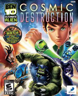 D3 Publisher Figure Ben 10 The Galactic Enforcers Ultra Ben ben 10 ultimate cosmic