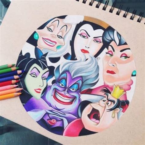 disney villain tattoo 397 best drawings images on