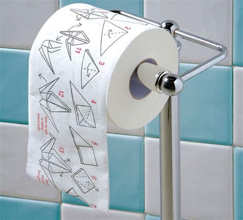 Toilet Roll Origami - origami toilet paper ohgizmo