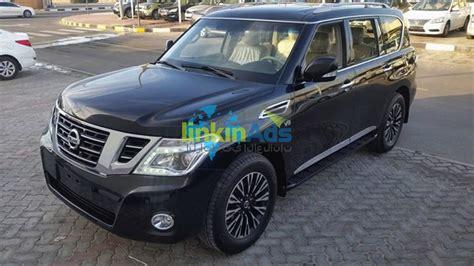 2012 nissan patrol se for sale used cars sharjah