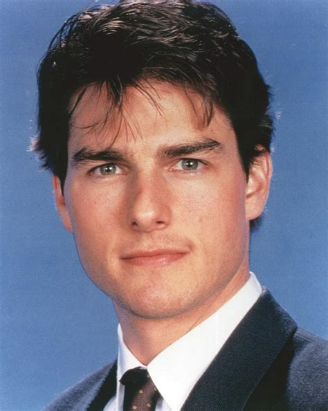 hairstyles for men: Tom Cruise Hair   The Sleek Appearance