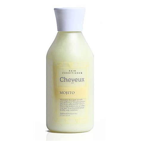 Cheveux Hair Conditioner cheveux sulfate free conditioner mojito 250ml gogobli