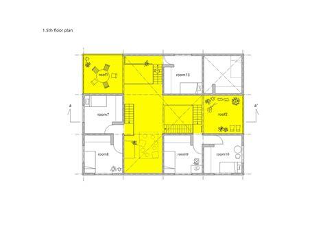 plan com gallery of lt josai naruse inokuma architects 22
