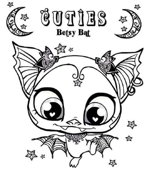 My Littlest Pet Shop Coloring Pages Coloring Home My Pet Shop Coloring Pages