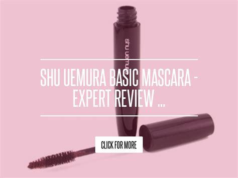 Shu Uemura Basic Mascara Review by Shu Uemura Basic Mascara Expert Review