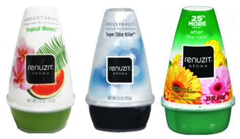 Best Air Freshener For Closet by Renuzit Solid Air Fresheners Just 0 17 Each At Dollar