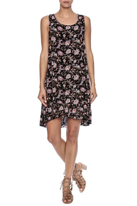 swing dress floral sugarbelle floral swing dress from south carolina shoptiques