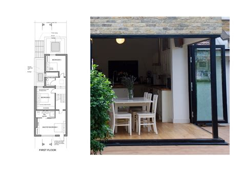 Rear And Side Extensions Goastudio Design A House Extension