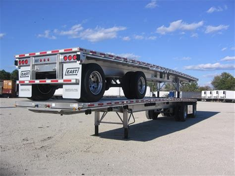 east flatbed trailers for sale