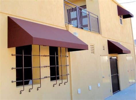 superior awning van nuys three of the burgundy awnings we had done by superior