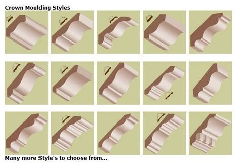 types of crown on for hair styles crown molding styles quotes