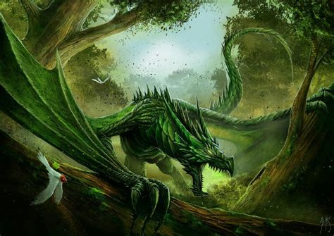 earth dragon mythical times amino