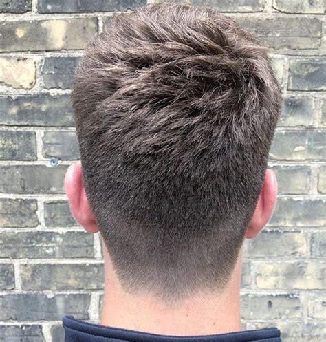 Comment Se Couper Les Cheveux Homme by Se Couper Les Cheveux Derriere Homme Coiffures 224 La Mode