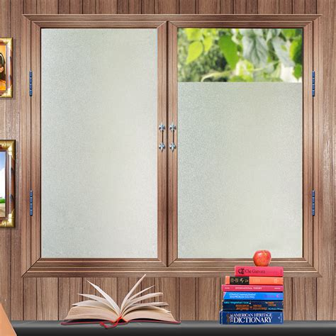 Window Cover For Home 100cm 200cm Waterproof Static Cling Cover Window