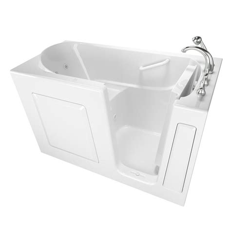 safety bathtubs sterling ensemble medley 60 in x 30 in x 72 in 4 piece