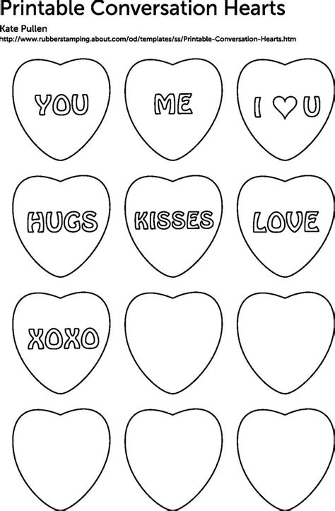 conversation heart coloring page valentine s coloring pages valentine conversation hearts