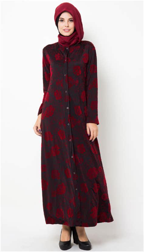 Batik Muslim Model Baju Wanita Terbaru Hairstylegalleries