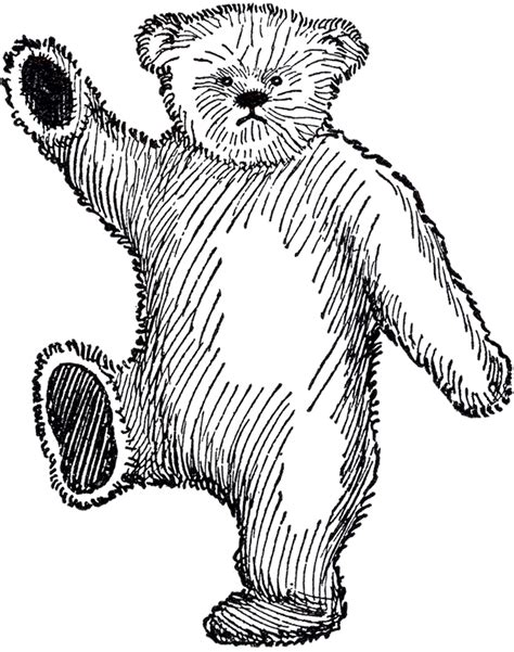 clipart domain domain teddy image the graphics