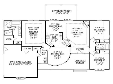 1800 square foot floor plans homes under 1800 square feet 1800 square feet floor plans