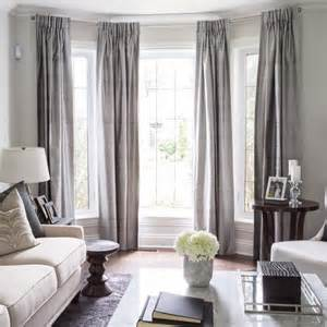 50 cool bay window decorating ideas shelterness bow window curtains submited images