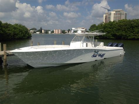 invincible bay boats building the new sea wolff 2015 42 ft invincible page 30