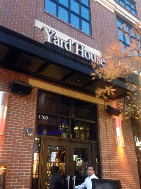 yard house atlanta ga exterior yelp