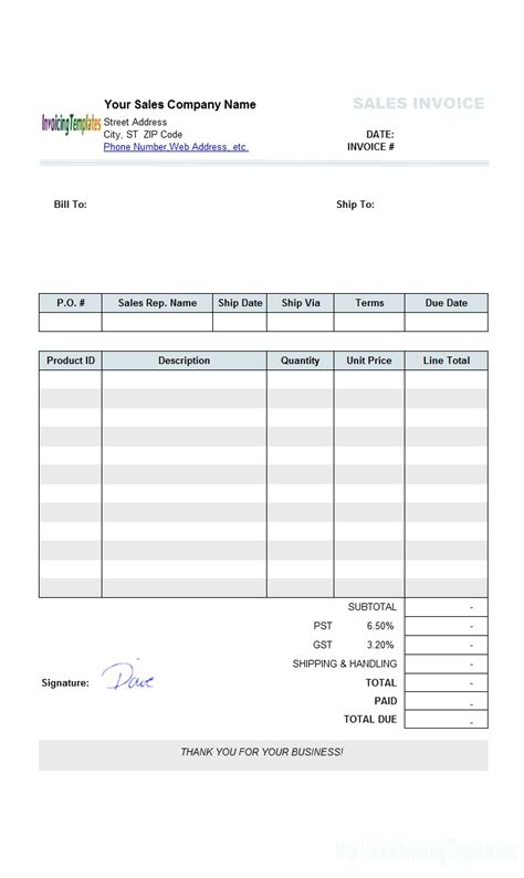 free invoice template microsoft works invoice template ideas
