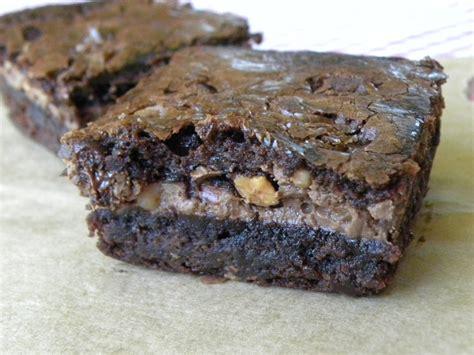 Brownies Almond killer toffee almond brownies