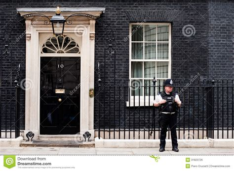 casa primo ministro inglese 10 downing in editorial photo image 31823726