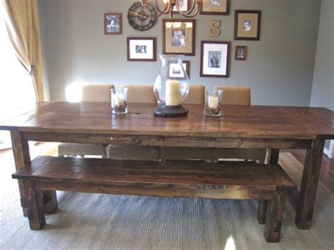 Farmhouse Dining Room Table Plans Extension Dining Table Building Plans Woodworking Projects Plans