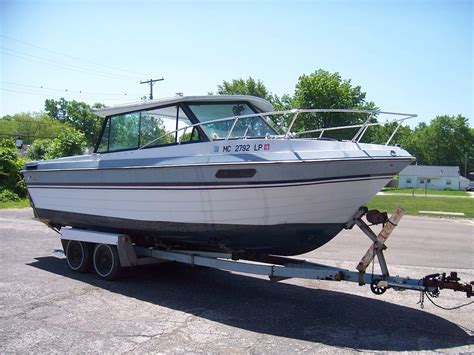 used boat trailers in ct thompson fisherman 240 1984 for sale for 3 800 boats