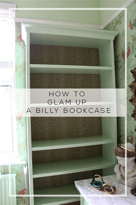 dressing room mini makeover my ikea billy bookcase hack