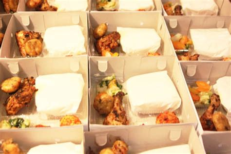 Pesanan Pak Bakti nasi box syukuran buka puasa gathering dan meeting