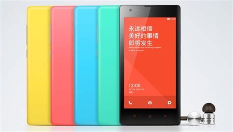themes xiaomi red rice xiaomi tencent launches new budget smartphone for just 129