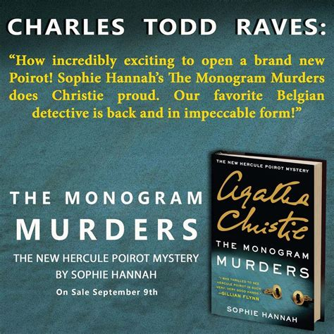 0008102384 the monogram murders the new 30 best images about the monogram murders on pinterest