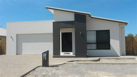 grey house designs new house facade with skillion roof charcoal grey and white design new home by