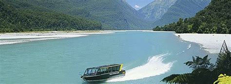 jet boat parts new zealand haast new zealand accommodation visitor information nz