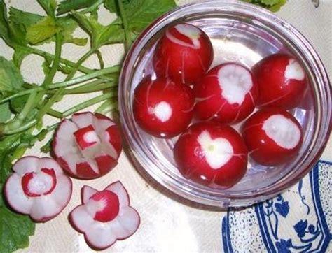decorare ravanelli decorazioni dai ravanelli paperblog