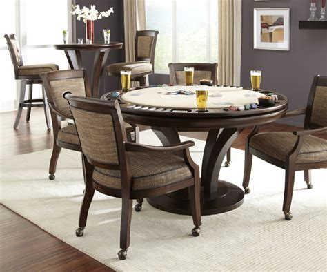 game design round table antique games chairs available in 42 quot 48 quot 54 quot 60 quot and