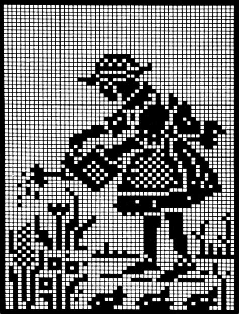 pattern maker crochet filet crochet pattern maker download dancox for
