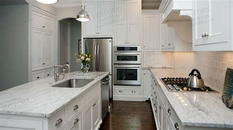 Kitchen Cabinets Direct From Factory by River White Granite Granite Countertops Kitchen Top