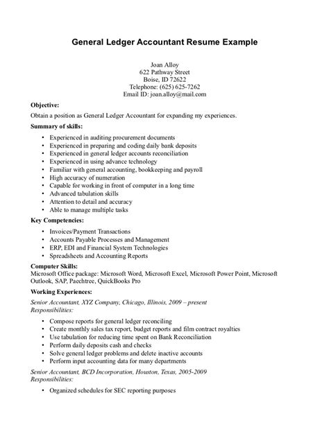 free general resume template free resume templates general cv exles uk sle for