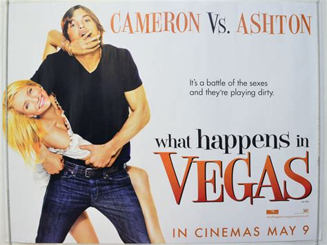 Vcd Original What Happens In Vegas what happens in vegas teaser advance version original cinema poster from pastposters