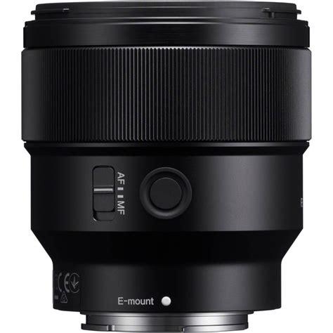 Sony Lens Fe 85mm F 1 8 sony fe 85mm f 1 8 lens lenses photopoint
