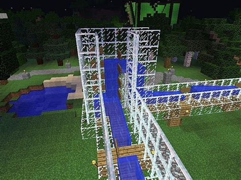 minecraft how to exit boat waterway transportation system for v 8 uber fragile