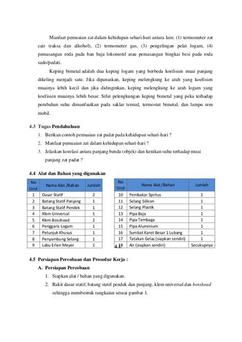 Termometer Untuk Praktikum penuntun praktikum fisika dasar 2