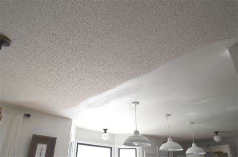 Popcorn Ceiling Peeling In Bathroom by How To Invite When You Live In Your House And
